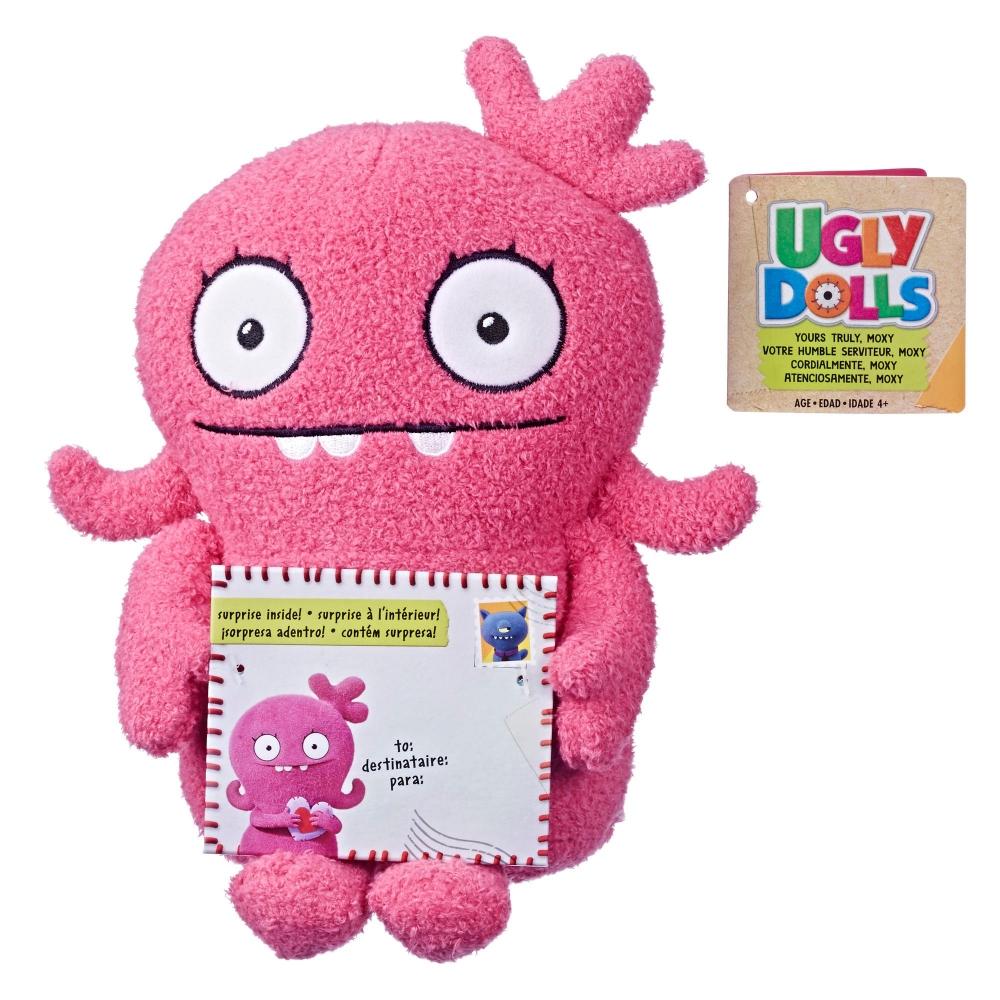 Плюшевая игрушка 23 см Мокси UglyDolls Moxy Куклы с Характером Hasbro E4552