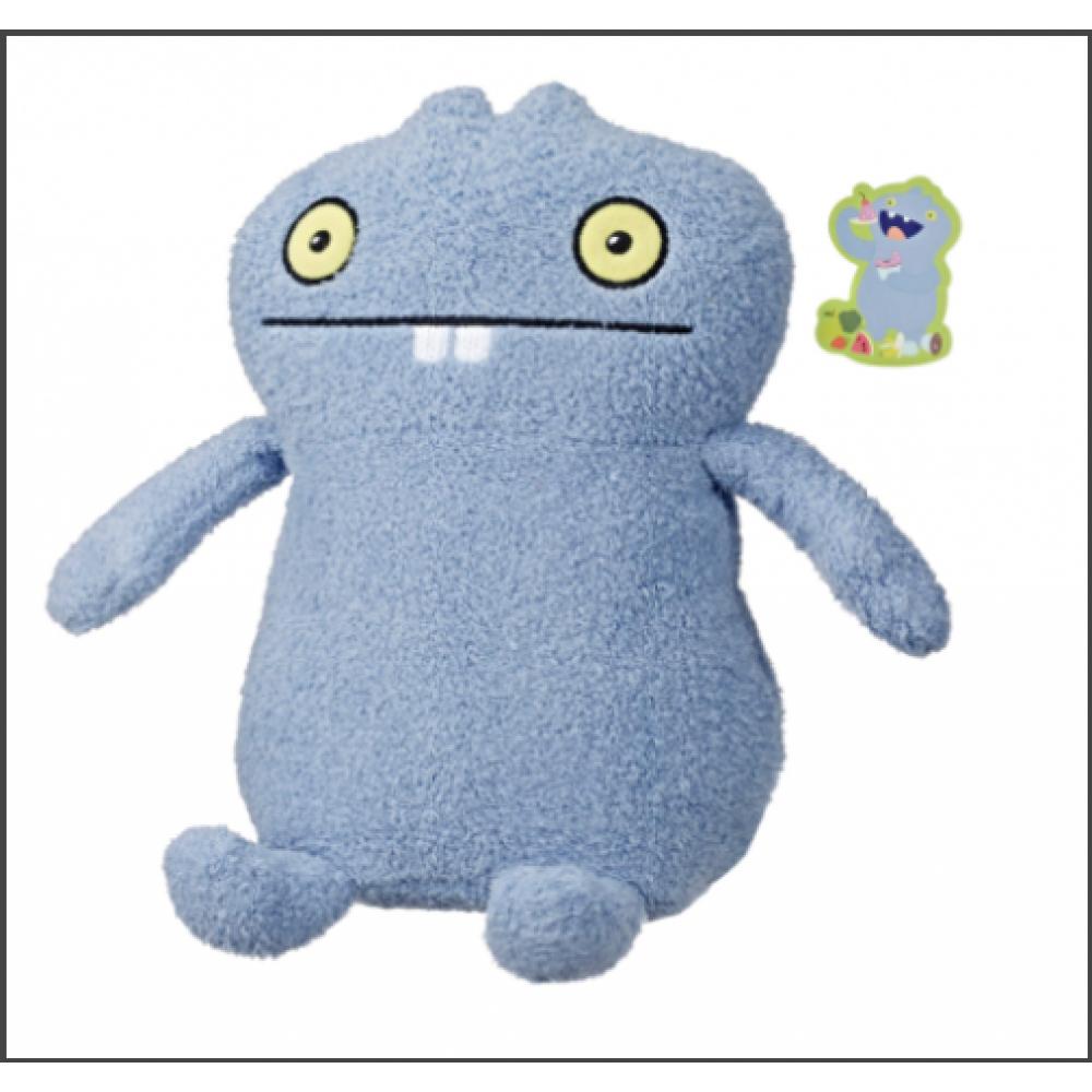 Мягкая игрушка Куклы с Характером Бабо 27 см UglyDolls Babo Hasbro E4553