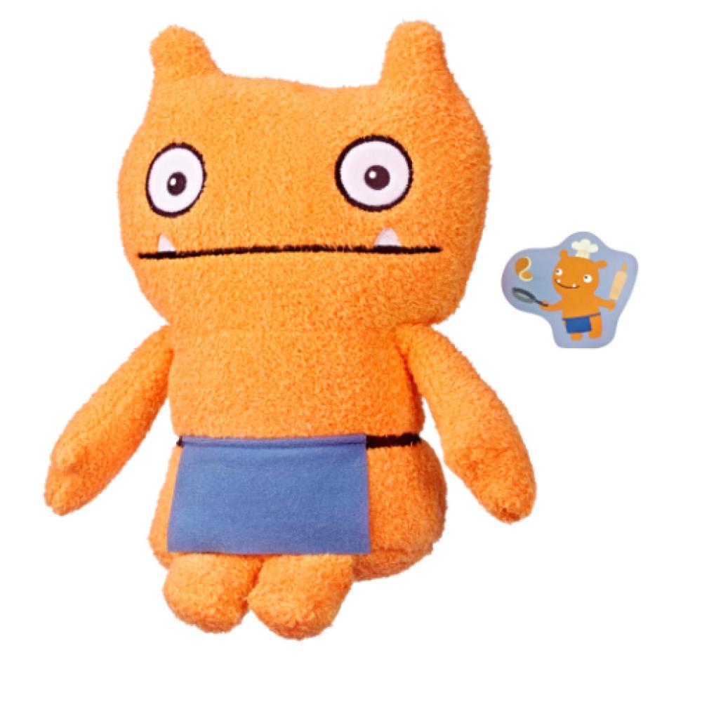 Мягкая игрушка Вейдж UglyDolls Wage Куклы с Характером Hasbro E4554