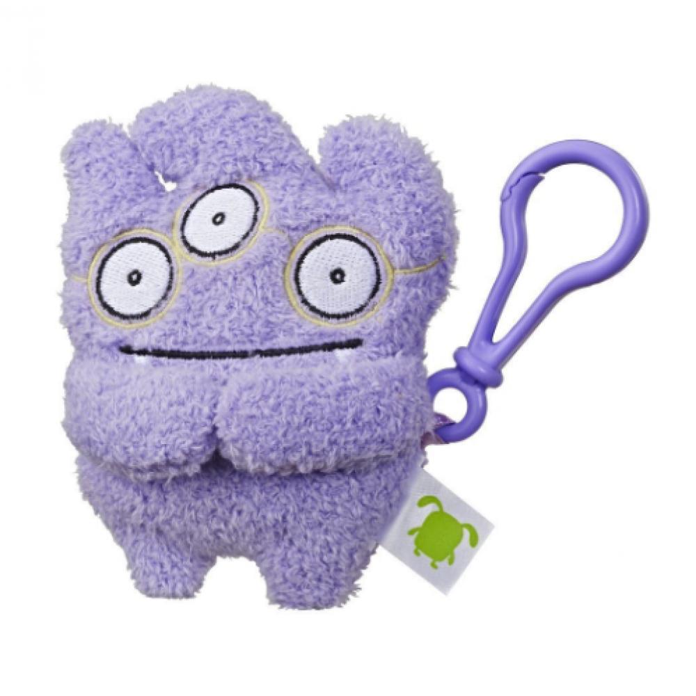 Плюшевая игрушка  Tray UglyDolls c клипсой, высота 12 см E4532