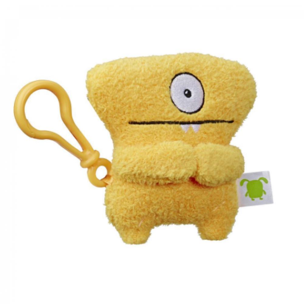 Плюшевая игрушка Wedgehead UglyDolls c клипсой, высота 12 см E4531
