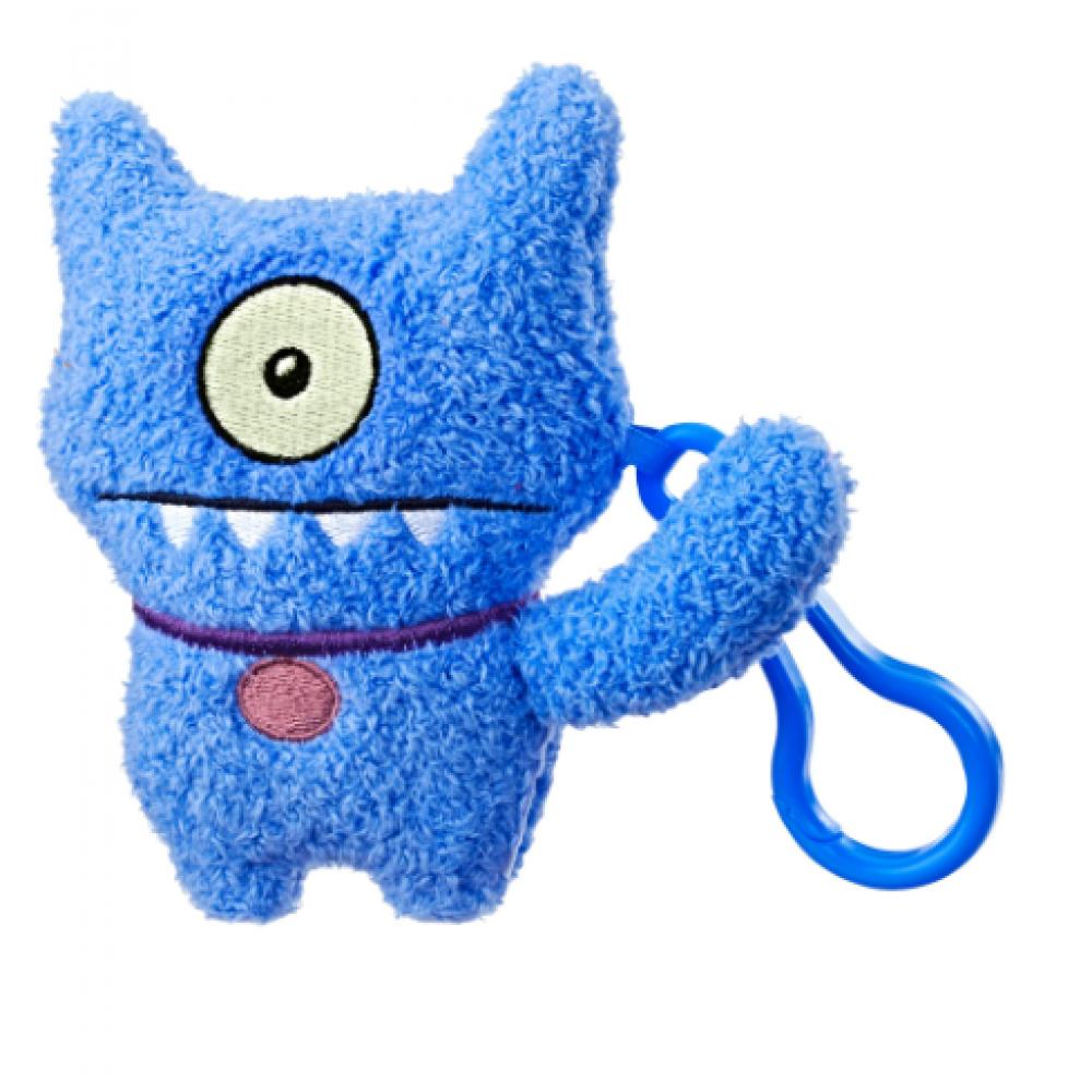 Плюшевая игрушка 12 см Ugly Dog UglyDolls c клипсой Куклы с Характером Hasbro E4533
