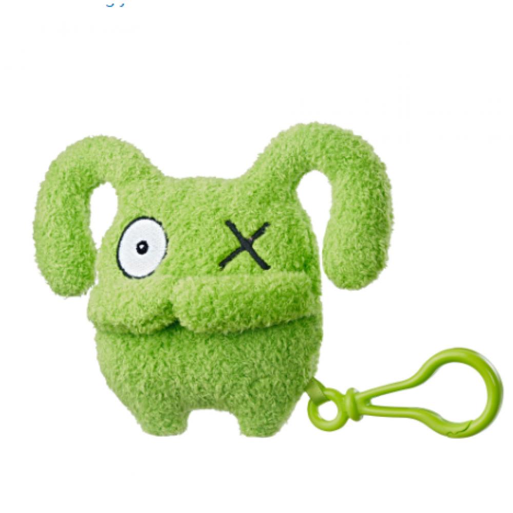 Плюшевая игрушка Окс 12 см UglyDolls OX c клипсой Куклы с Характером Hasbro E4527