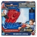 Бластер Человек Паук 3в1 Циклон (жидкая паутина, вода, бластер) Hasbro E5364