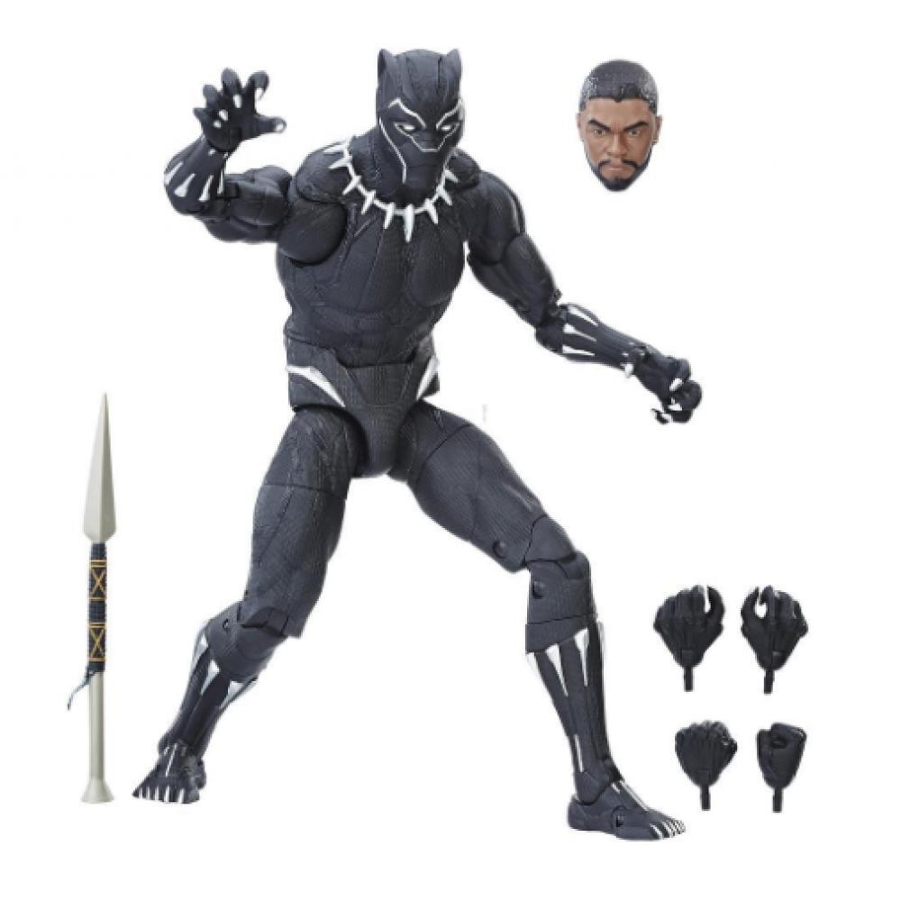 Фигурка Черная Пантера 30 см Marvel Legends Series Black Panther E1199