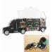 Автовоз двухсторонний c  6 машинками 2-Sided Carrier Truck  28 Slots DIECAST ВА239