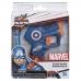 Бластер Нерф Капитан Америка Nerf Captain America Blaster Hasbro E3005