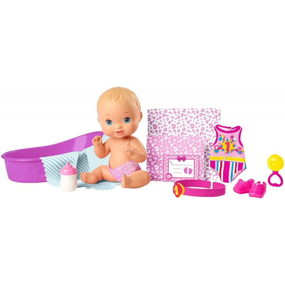 Кукла Маленькая Чудо Мамочка Блонди Wonder Nursery Blonde Little Mommy Mattel  FWJ41