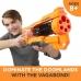 Бластер Нерф Думлендс Вагабонд Nerf Doomlands Vagabond Hasbro B3191