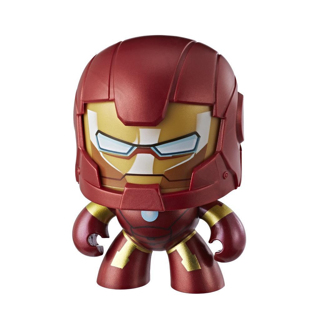 Фигурка Железный Человек Марвел Айрон-Мен Mighty Muggs Iron Man 13 Hasbro E2203