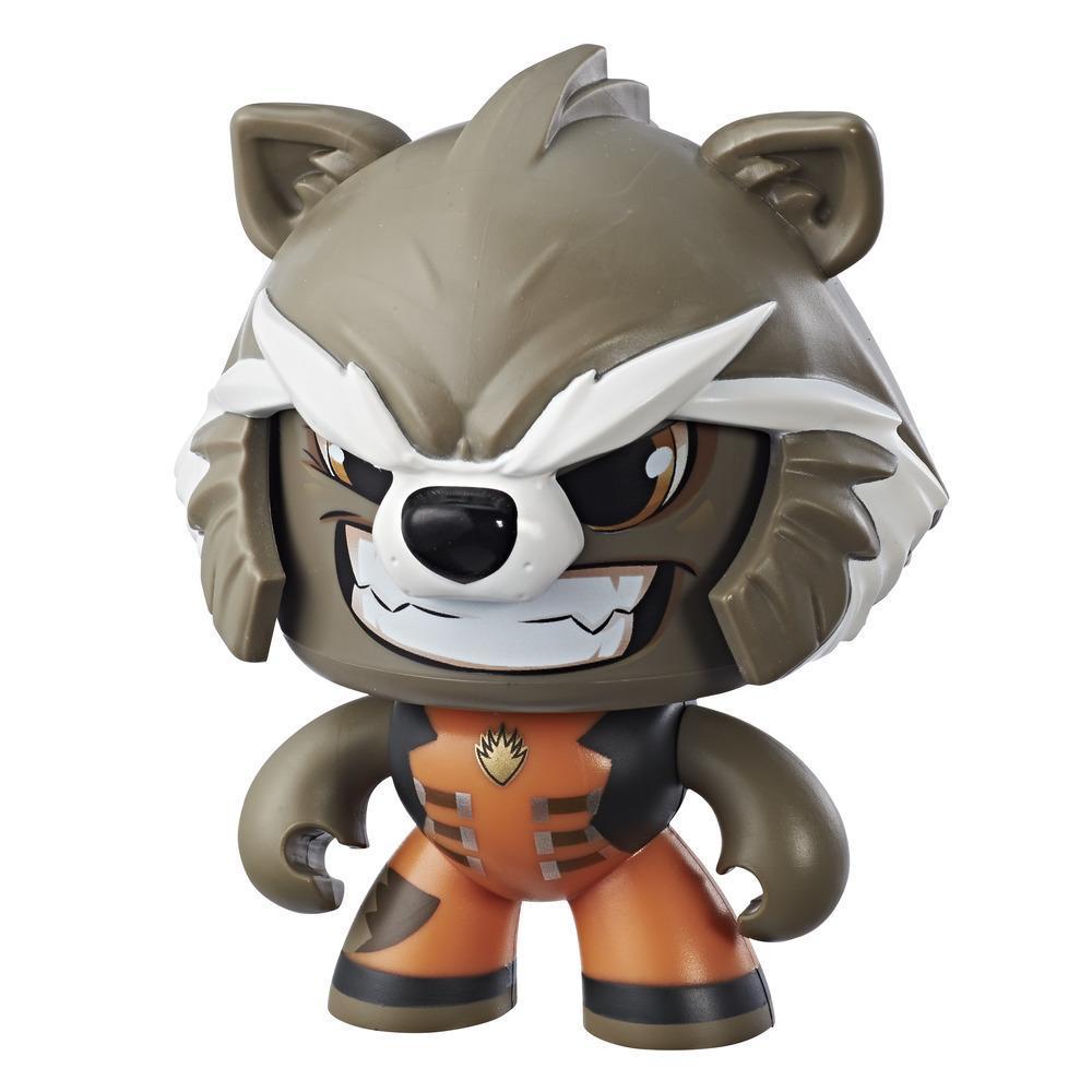Фигурка Енот Ракета Марвел Mighty Muggs Raccoon Hasbro E2197
