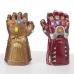 Интерактивная Перчатка Бесконечности Финал Танос Железный Человек Hasbro световые и звуковые эффекты E6253