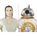 Фигурка Рей Джакку и BB-8 Звездные войны: Черная серия 16 см Star Wars: Rey Jakku and BB-8 Hasbro B3836