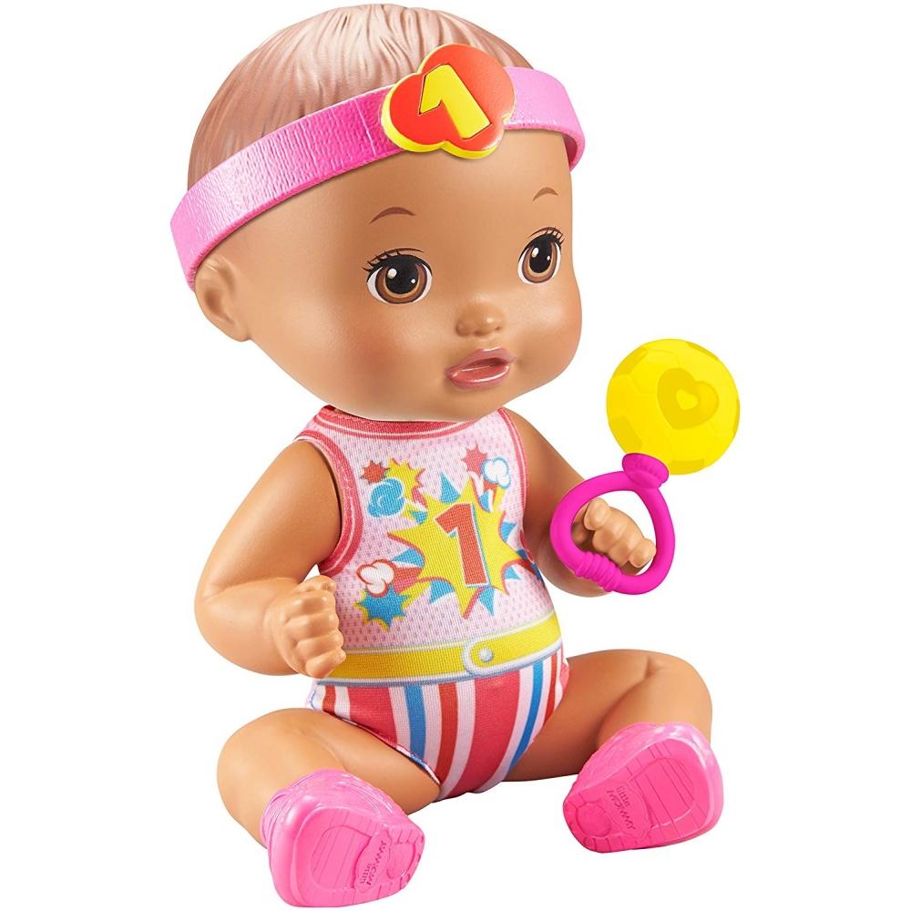 Кукла Пупс Чудо Мамочка Little Mommy Wonder Nursery Doll Little Mommy FWJ41