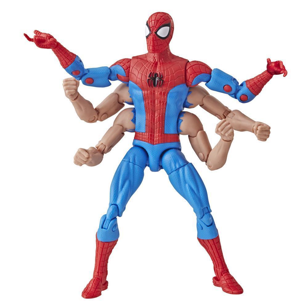 Фигурка Человек Паук Легенд Серия 16 см Spider-Man Legends Hasbro E3949
