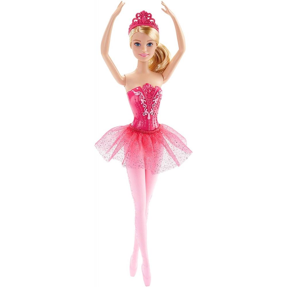 Кукла Барби Сказочная Балерина Barbie Fairytale Ballerina Doll Pink Mattel DHM42
