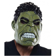 Маска игровая Халк Марвел Marvel Мстители Hulk, 30 х 22 х 9 см, 36246