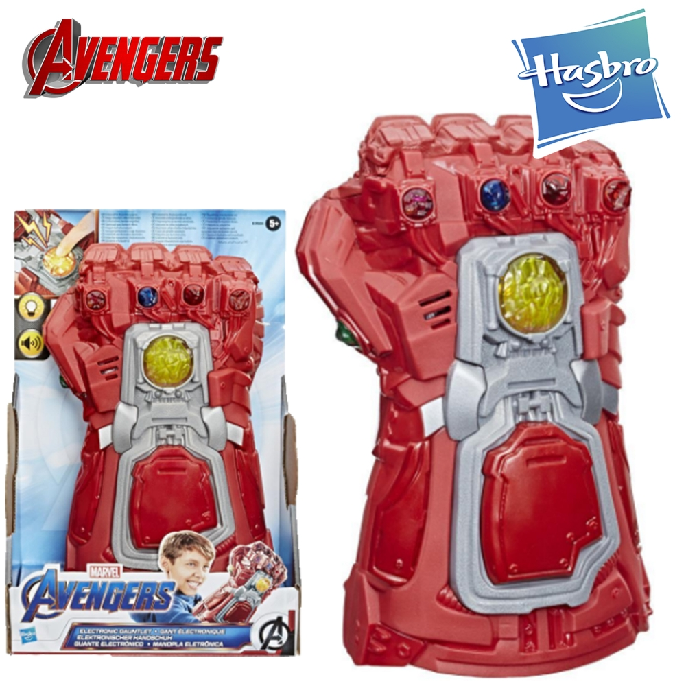 Перчатка Танос Железный Человек Мстители финал Marvel Hasbro E9508
