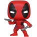 Фигурка Дедпул Фанко №546 Marvel: 80th - First Appearance Deadpool  Funko 44154