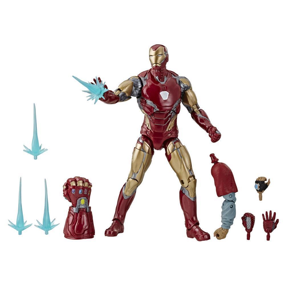 Фигурка Железный Человек 16 см Марк 85 Legends Series Iron Man Hasbro E7677