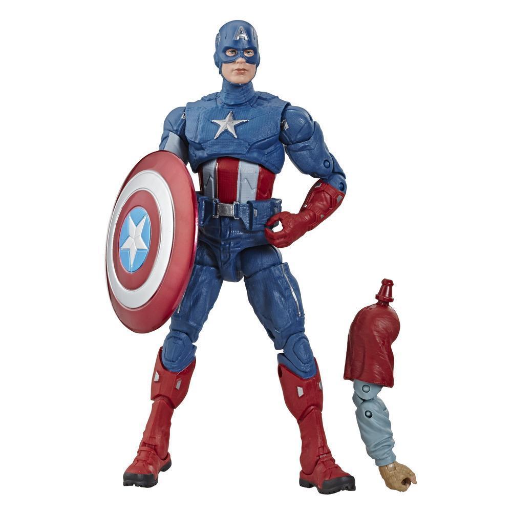 Фигурка Капитан Америка 16 см Legends Series Captain America Hasbro E7678