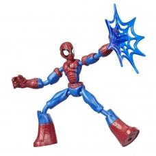 Фигурка Человек Паук Гнущийся Bend and Flex Spider-Man Hasbro E7686