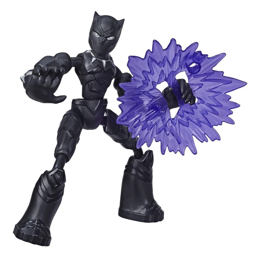 Фигурка Черная Пантера Гнущаяся Bend And Flex Black Panther Hasbro E7868