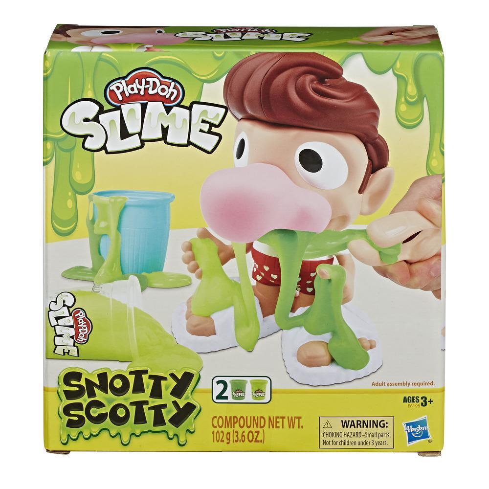 Слайм Сопливый Скотти Play-Doh Slime Snotty Scotty Hasbro E6198