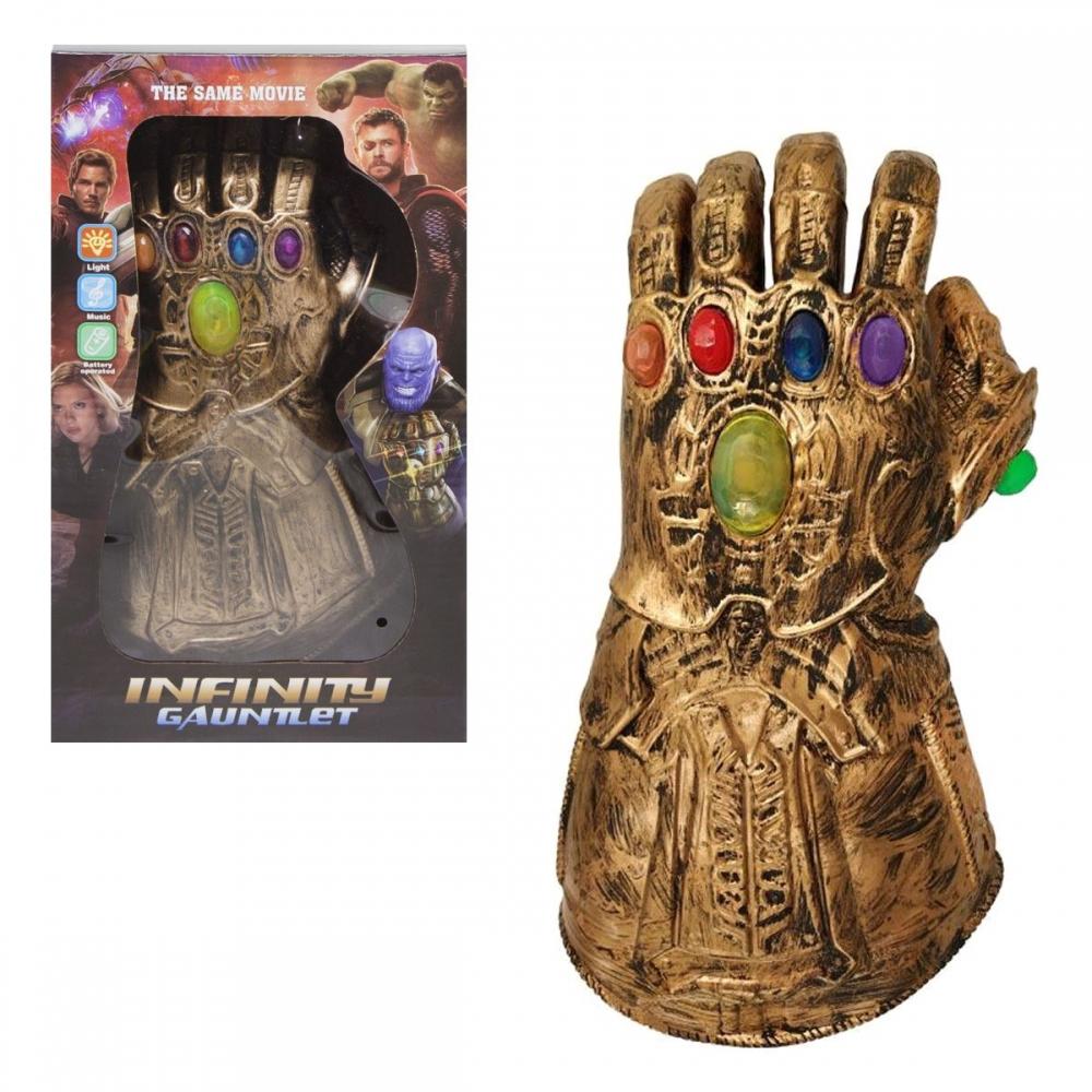 Перчатка Бесконечности, Танос, Мстители HAOWAN 130102