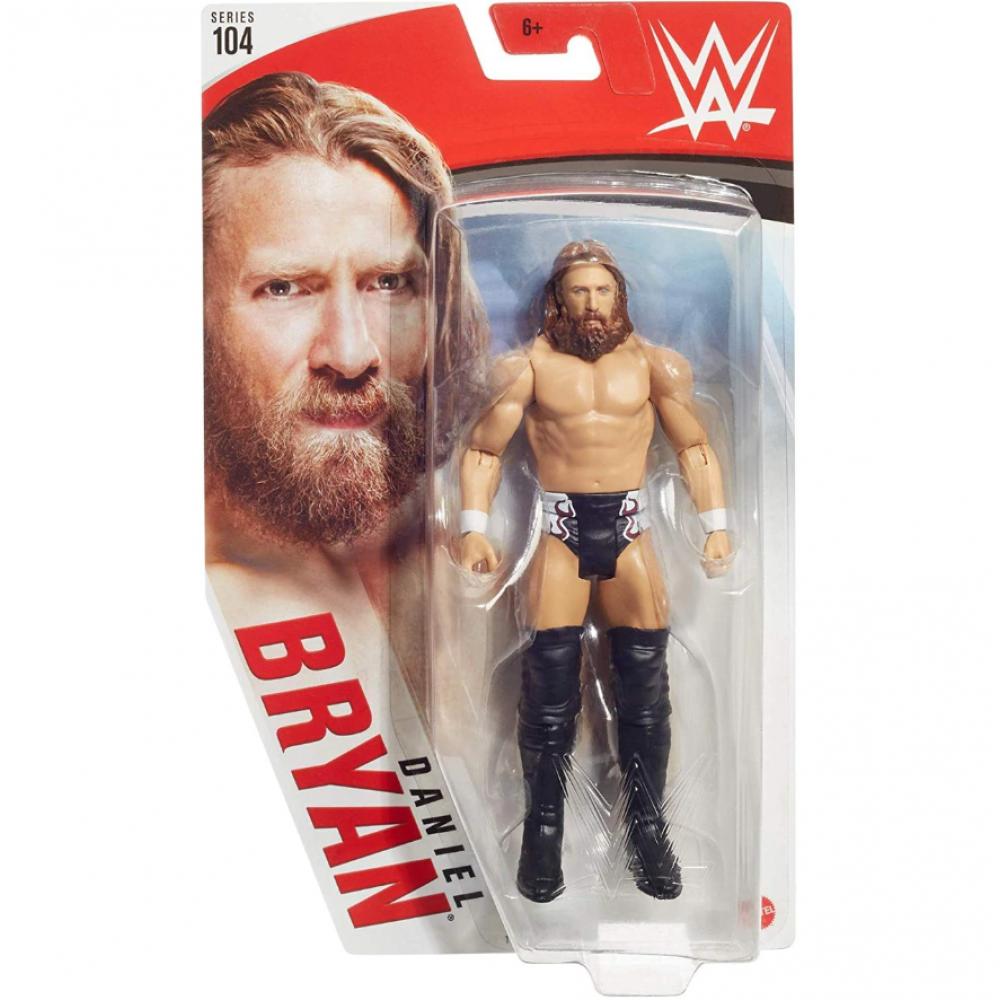 Фигурка Дэниел Брайан 104 WWE Wrestling Series 104 Daniel Bryan Mattel 317558