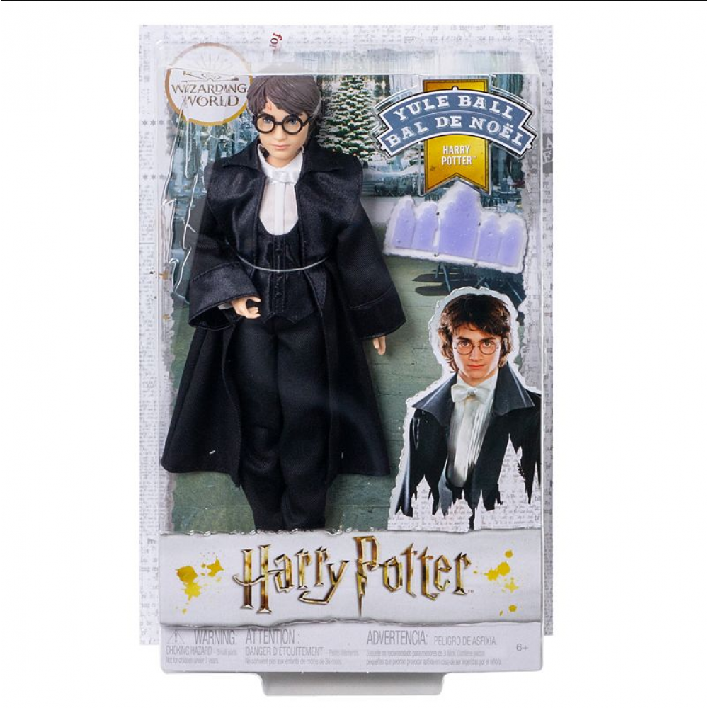 Фигурка Гарри Поттер Святочный бал Harry Potter Yule Ball Doll Mattel GFG13