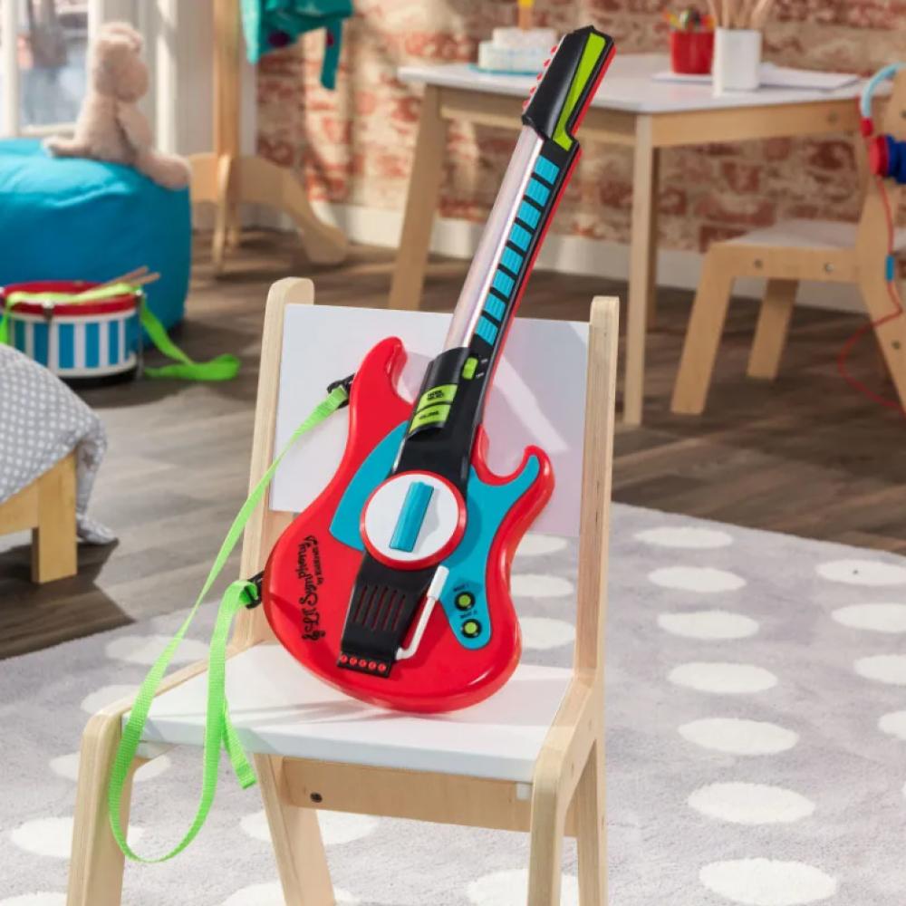 Детская Электрогитара КидКрафт Lil' Symphony Electric Guitar KidKraft 63703