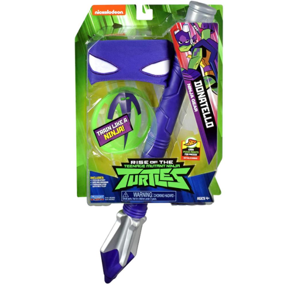 Набор Донателло Черепашки Ниндзя Teenage Mutant Ninja Turtles Donatello Playmates Toys 82052