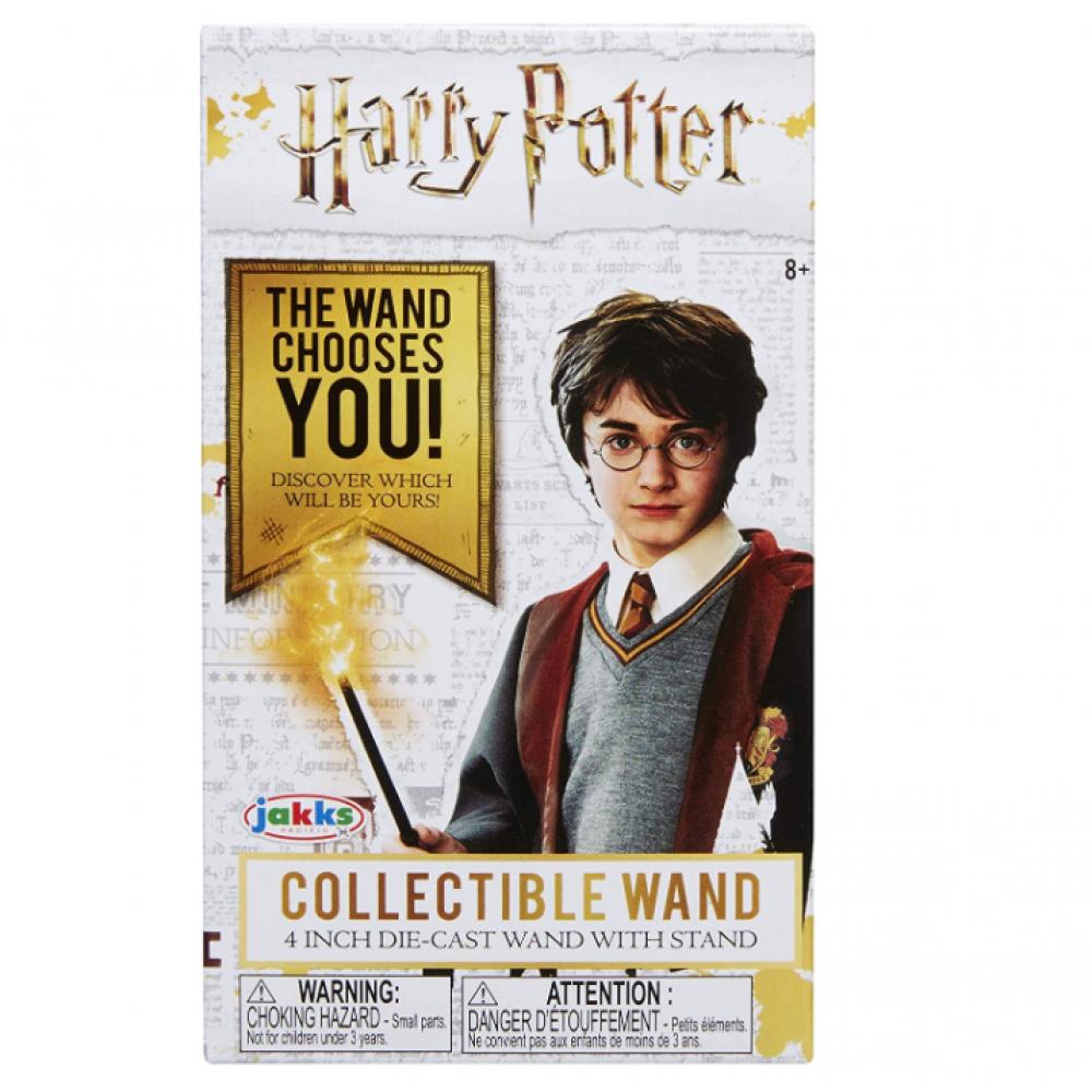 Коллекционная палочка Гарри Поттер 10 см Harry Potter Jakks 81931-PDQ