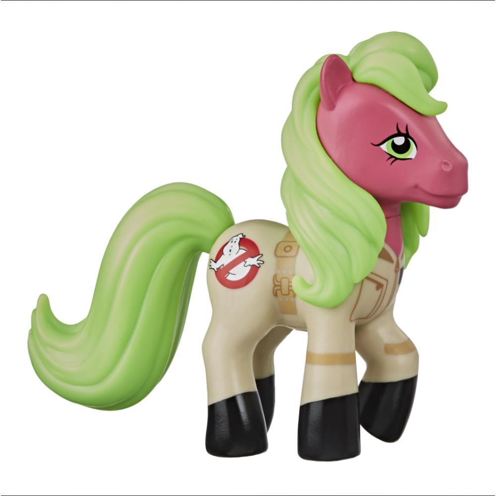 Моя Маленькая Пони Кроссовер Охотники За Приведениями Плезмейн My Little Pony Crossover Collection Ghostbusters Plasmane Hasbro F0075