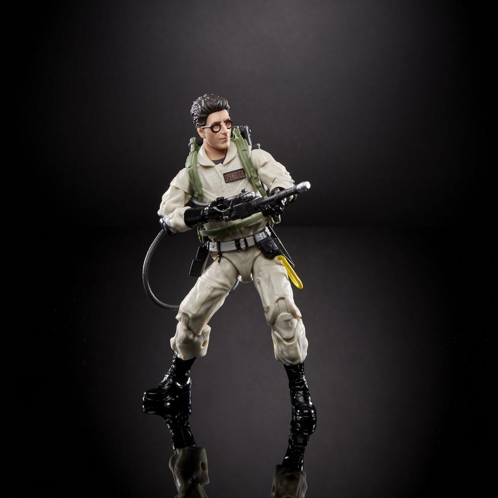 Фигурка Игон Спенглер Охотники За Приведениями Ghostbusters Plasma Series Egon Spengler Hasbro E9794