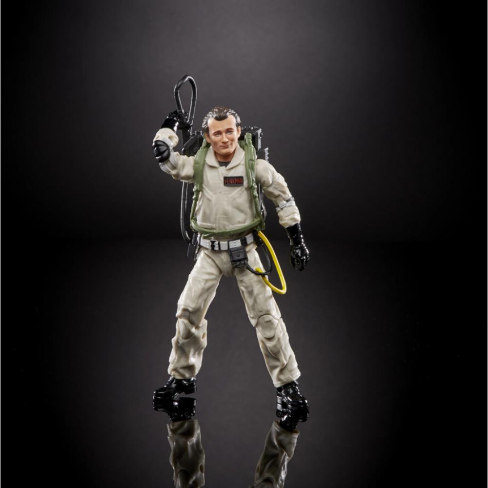 Фигурка Питер Венкман Охотники За Приведениями Ghostbusters Peter Venkman (Baf Vinz Clortho) Hasbro E9796