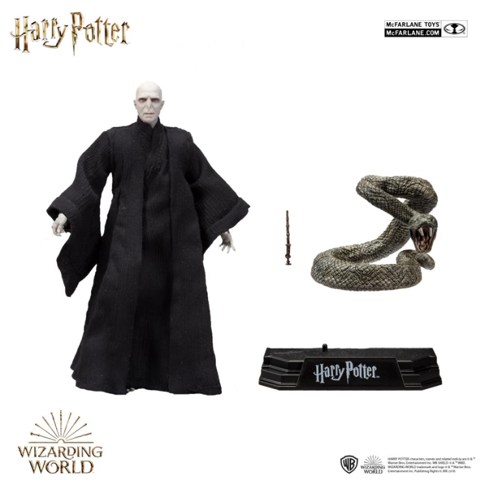 Фигурка Лорд Волдеморт Harry Potter - Lord Voldemort McFarlane B07QD