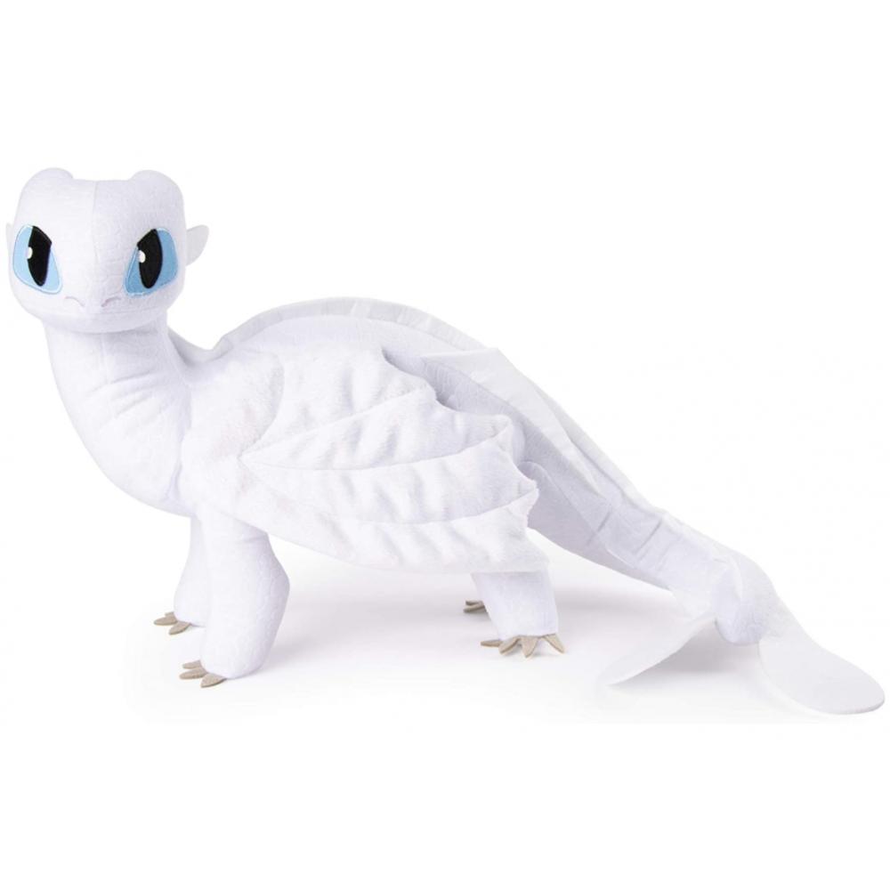 Мягкая игрушка Дневная Фурия 36 см Dragones DreamWorks Furia Spin Master B07H9-2