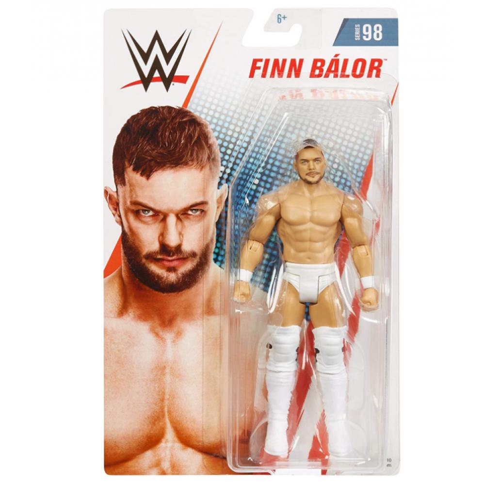 Фигурка Рестлер Финн Балор Серия 98 WWE Finn Balor Mattel GCB69