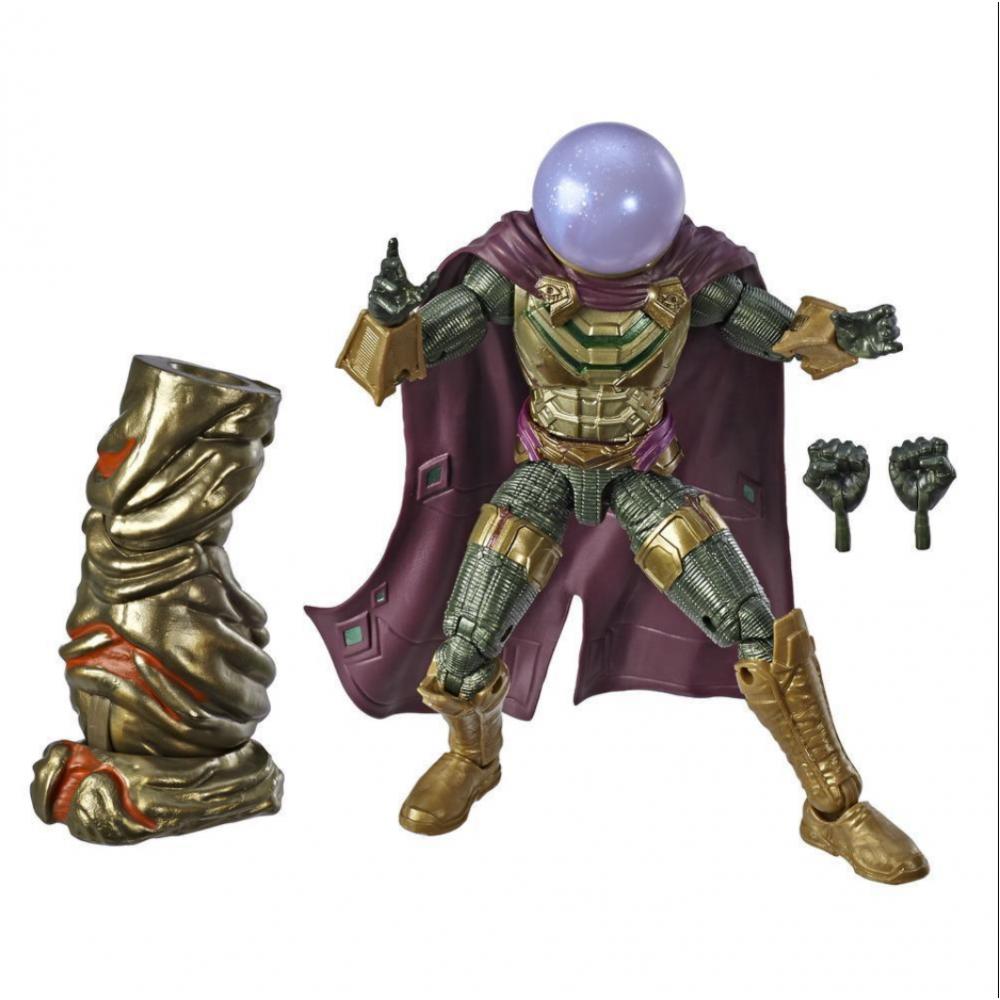Фигурка Мистерио Вдали от дома Legends Series Spider-Man Mysterio Hasbro E3961