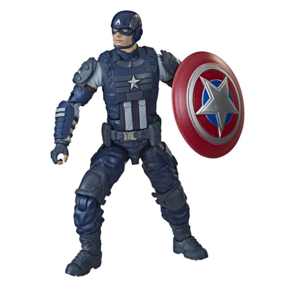 Фигурка Капитан Америка Баф Мерзость Legends Series Captain America Gamerverse Baf Abomination Hasbro E9181