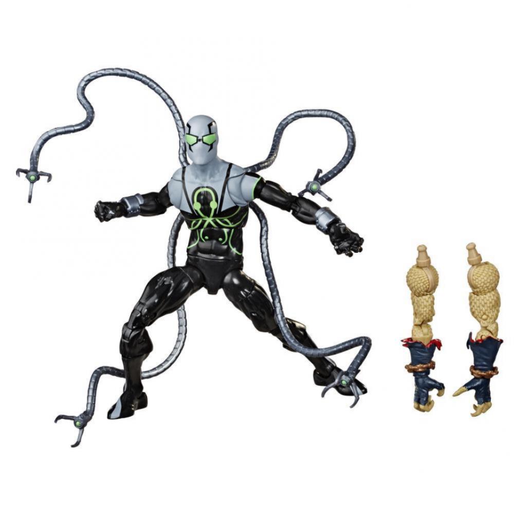 Фигурка Доктор Осьминог Человек-Паук Баф Демогоблин Legends Series Superior Octopus Baf Demogoblin Hasbro E8122