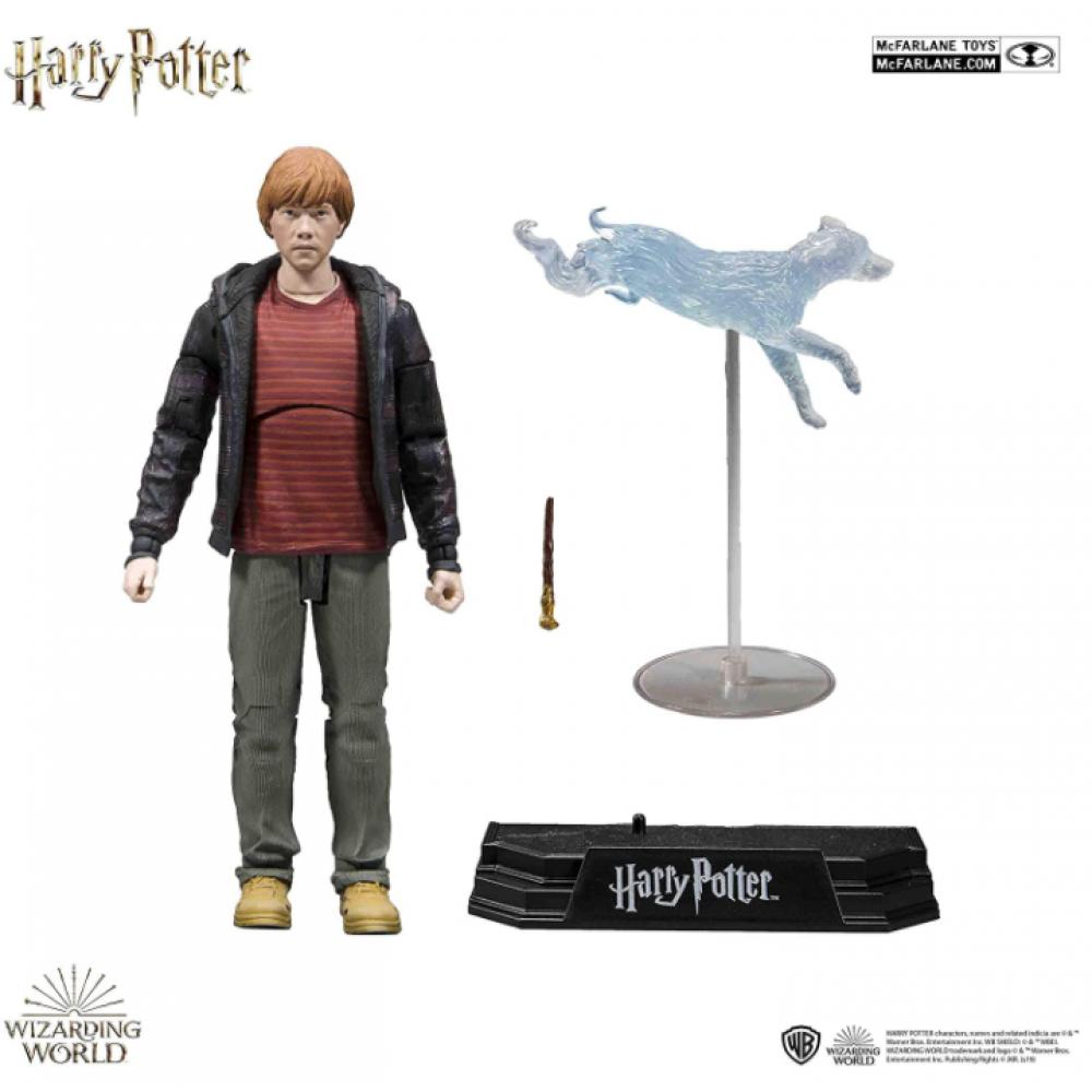 Фигурка Рон Уизли Гарри Поттер МакФарлайн 18 см Harry Potter Ron Weasley McFarlane B07QGK