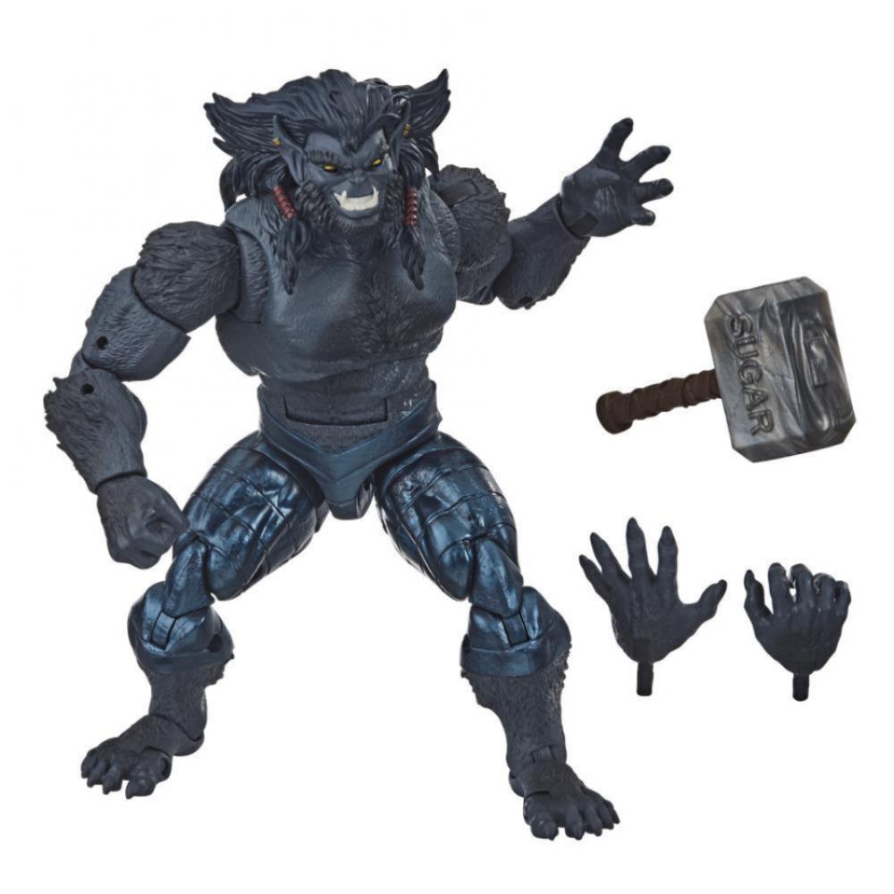 Фигурка Люди Икс Темный Зверь Эпоха Апокалипсиса X-Men Dark Beast (Baf Sugar Man) Hasbro E9174