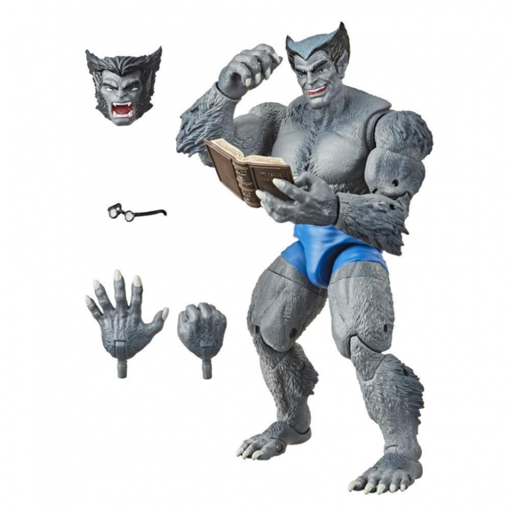 Фигурка Зверь Люди Икс Legends Series Marvels Beast Hasbro E9659