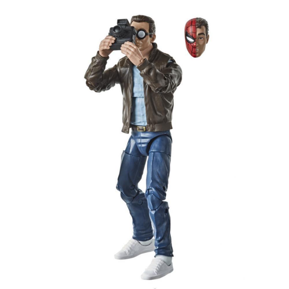 Фигурка Человек-Паук Питер Паркер Marvel Legends Series Spider-Man Peter Parker Hasbro E9319