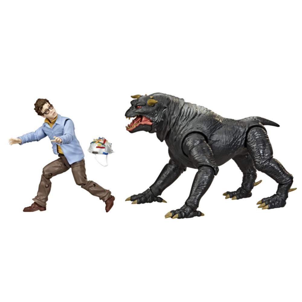 Набор фигурок Талли Охотники за привидениями Ghostbusters Tully's Terrible Night Hasbro E9835
