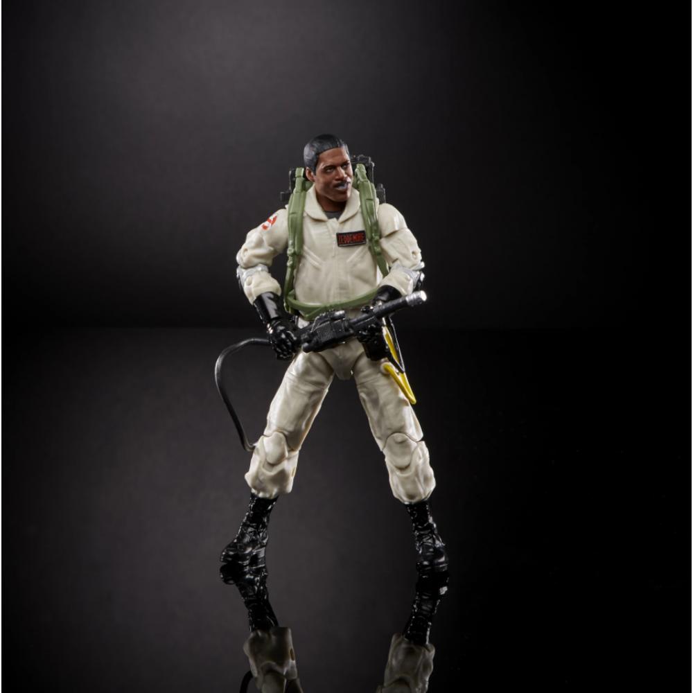 Фигурка Уинстон Зеддемор Охотники за Привидениями Ghostbusters Plasma Series Winston Zeddemore Hasbro E9797