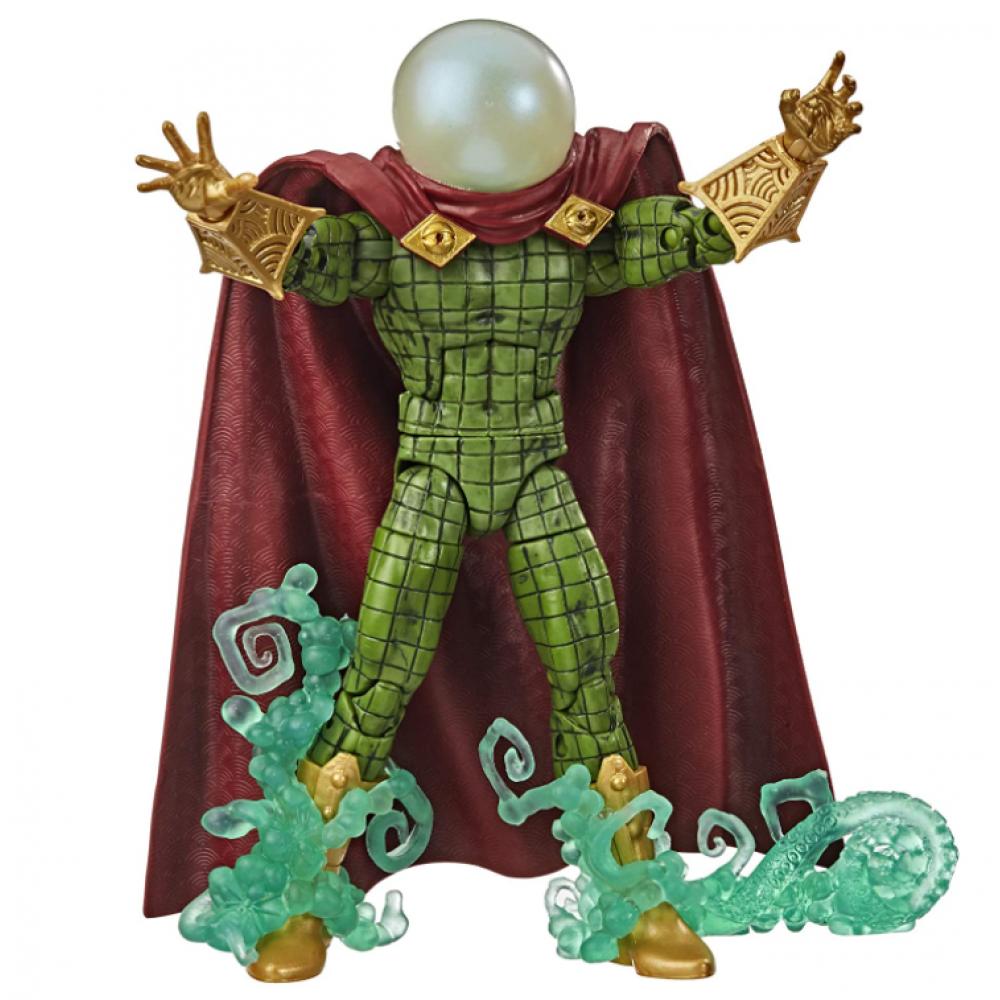 Фигурка Мистерио Ретро Человек-Паук Mysterio Retro Spider-Man Hasbro E9637